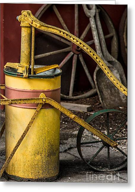Rene Triay Photography Greeting Cards - Memories From Days Past Greeting Card by Rene Triay Photography