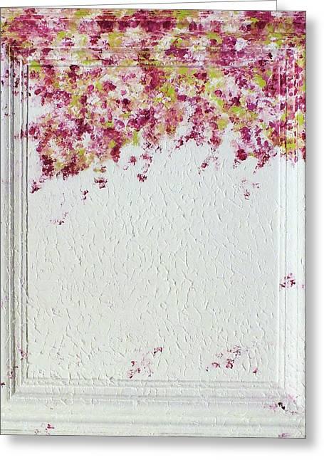 Anna Villarreal Garbis Greeting Cards - Memories I Greeting Card by Anna Villarreal Garbis