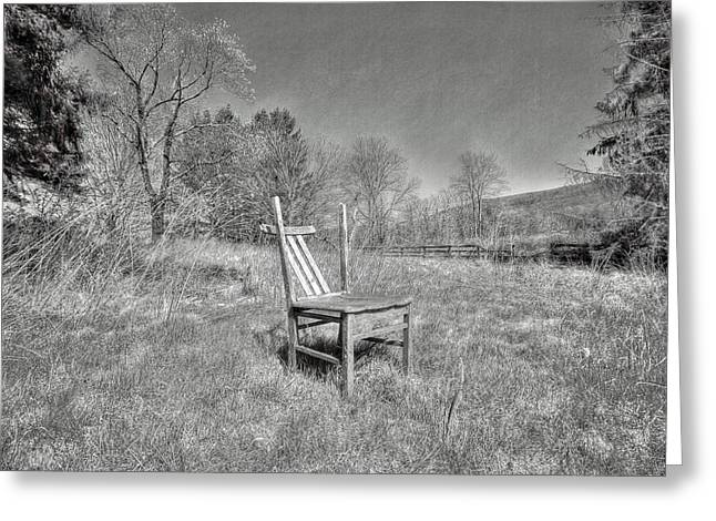 Stokes State Forest Greeting Cards - Memories II Greeting Card by Dawn J Benko