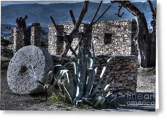 Memories Of The Past Greeting Card by Heiko Koehrer-Wagner