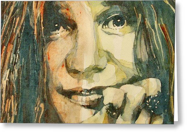 Mercedes Benz Greeting Card by Paul Lovering