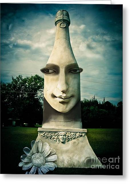 Metamorphosis Greeting Card by Colleen Kammerer