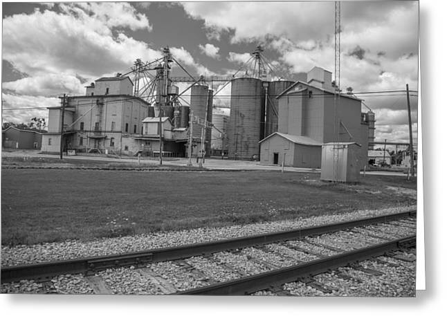 Canon 6d Greeting Cards - Michigan Mill in Marette  Greeting Card by John McGraw
