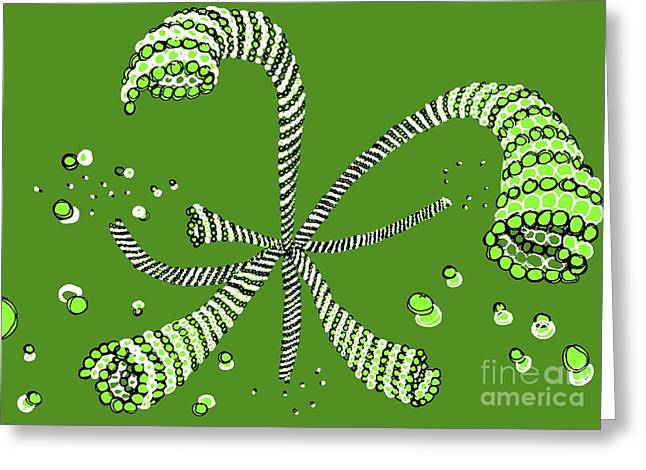 Microtubule Greeting Cards - Microtubule Formation, Illustration Greeting Card by Claudia Stocker