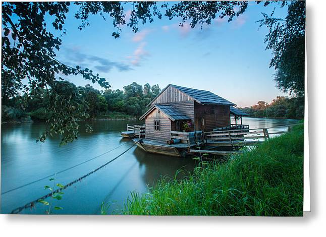 Mills Greeting Cards - Mill Greeting Card by Davorin Mance