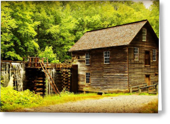 Gsmnp Greeting Cards - Mingus Mill Greeting Card by Stephen Stookey