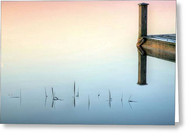 Florida Panhandle Greeting Cards - Minimalism in Alabama Greeting Card by JC Findley