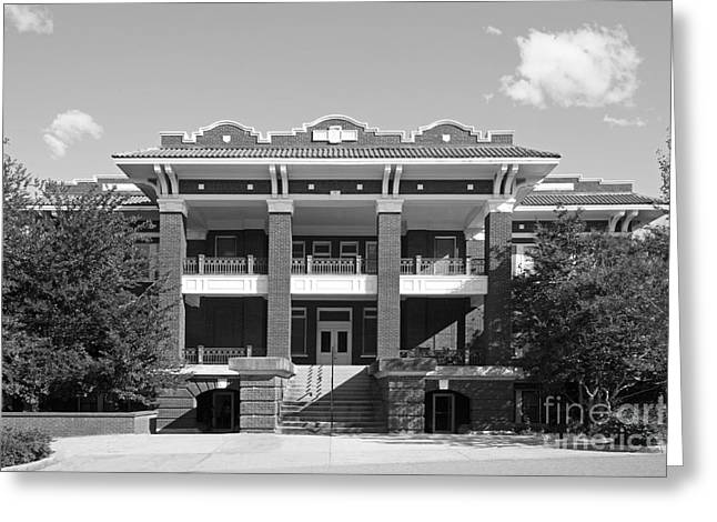 Ms Greeting Cards - Mississippi State University Y.M.C.A Building Greeting Card by University Icons