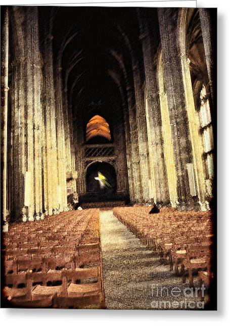 Reverence Greeting Cards - Moment Of Prayer Greeting Card by Jeff Breiman