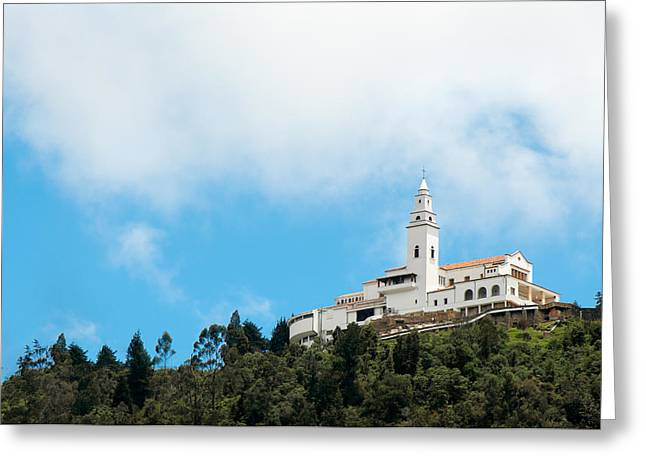 Monserrate Church Greeting Card by Jess Kraft