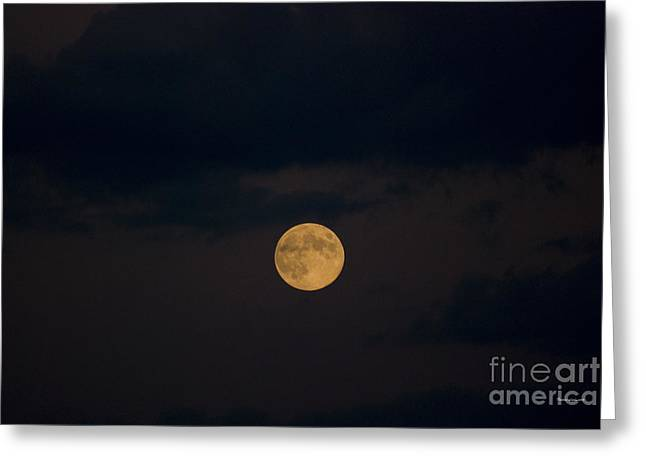 Moon Rising 07 Greeting Card by Thomas Woolworth