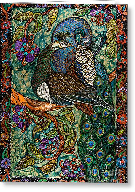 Mor Greeting Cards - Mor Love Greeting Card by Melissa Cole
