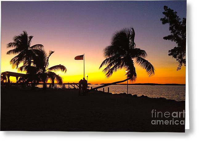 World Wide Sportsman Greeting Cards - Morada Bay Greeting Card by Carey Chen
