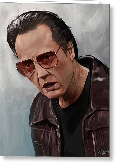 Cowbell Greeting Cards - More Cowbell Greeting Card by Steve Goad
