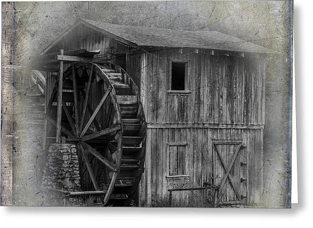 Arkansas Greeting Cards - Morgans Mill Greeting Card by Paul Freidlund