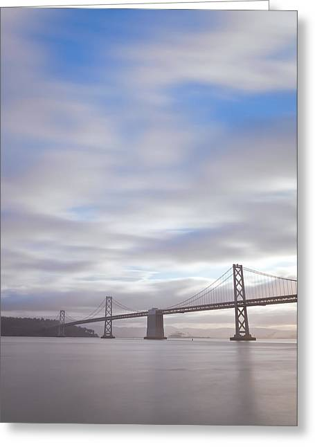 Breezy Greeting Cards - Morning Breeze Greeting Card by Jonathan Nguyen