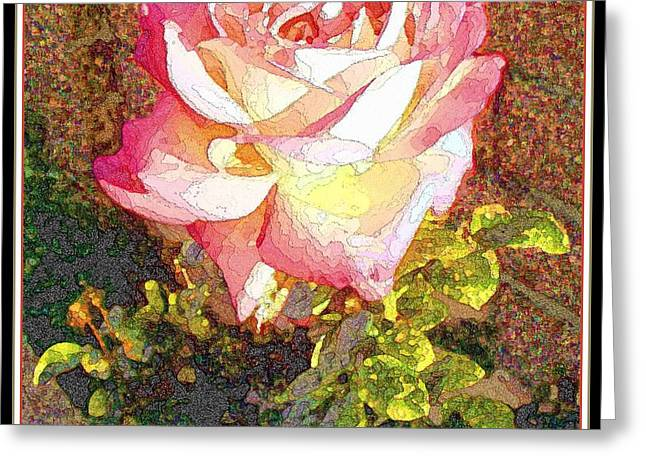 Morning Fragrance Greeting Card by Glenn McCarthy Art and Photography
