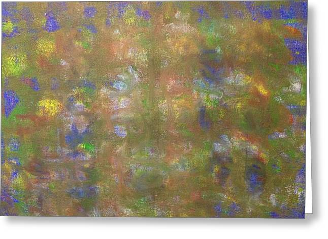 Conscious Paintings Greeting Cards - Morning Glow Greeting Card by Ross Girardi