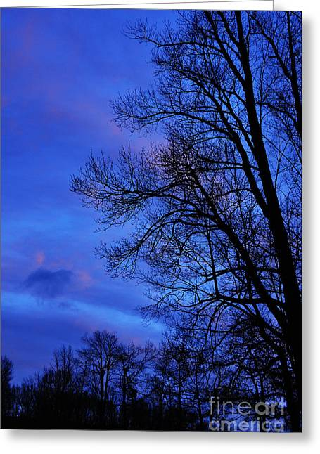Colorful Cloud Formations Greeting Cards - Morning Light Greeting Card by Thomas R Fletcher