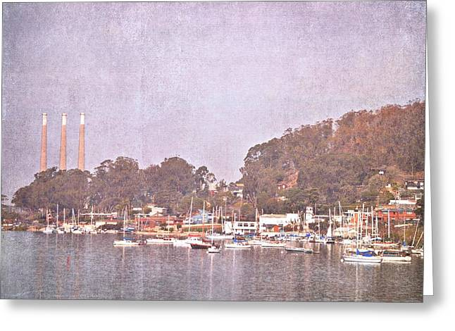 Pamela Cooper Greeting Cards - Morro Bay  Greeting Card by Pamela Cooper