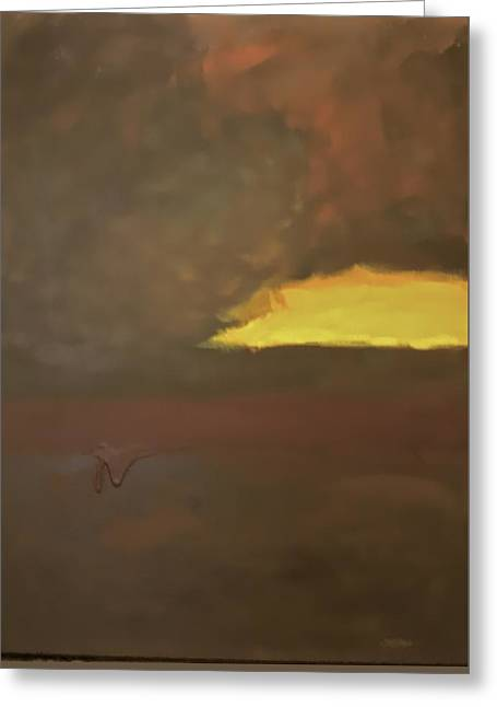 Recently Sold -  - Van Dyke Brown Greeting Cards - Mother Storm Greeting Card by Jim Ellis