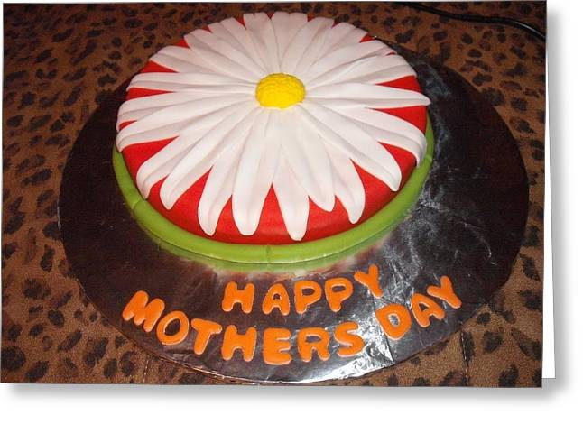 Daisy Sculptures Greeting Cards - Mothers Day  Greeting Card by Melynda Yarbrough