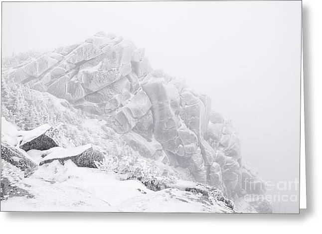 Conditions Greeting Cards - Mount Liberty - White Mountains New Hampshire USA Greeting Card by Erin Paul Donovan
