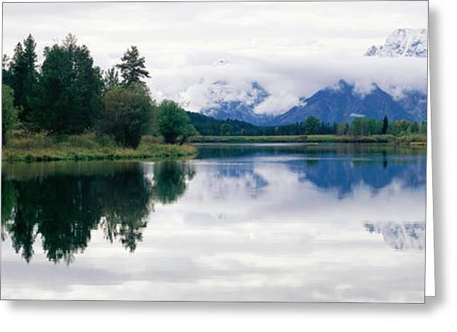 Panoramics Greeting Cards - Mount Rainier National Park, Washington Greeting Card by Panoramic Images