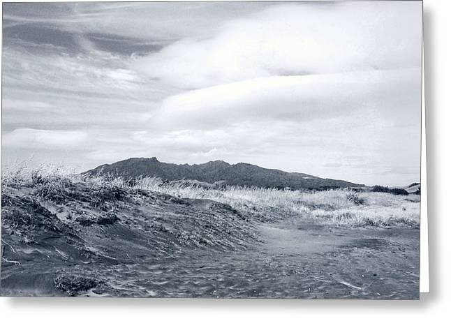Beauty Greeting Cards - Mountain top Greeting Card by Les Cunliffe