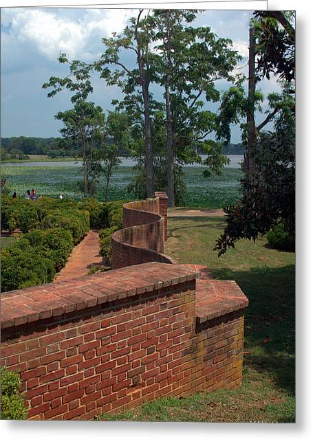 Mark Harmon Greeting Cards - Mt Harmon Earlville Maryland Greeting Card by Mark Holden