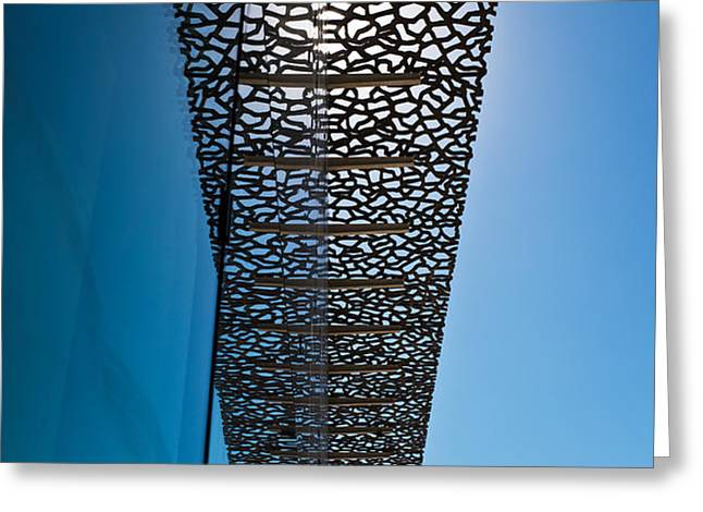 MUCEM 4 Greeting Card by Delphimages Photo Creations