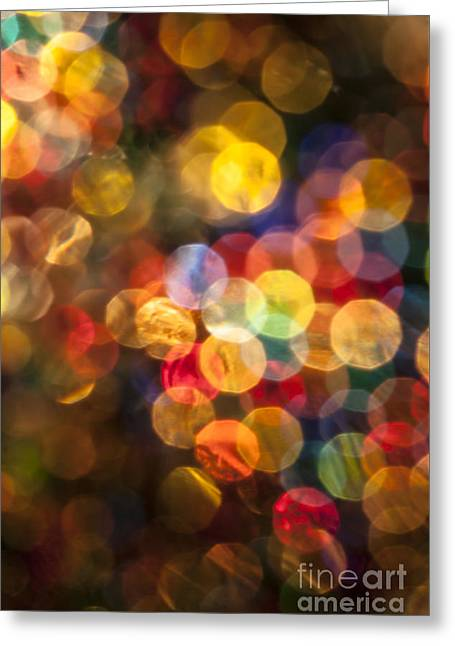 Vivid Colour Greeting Cards - Mulled Wine Greeting Card by Jan Bickerton