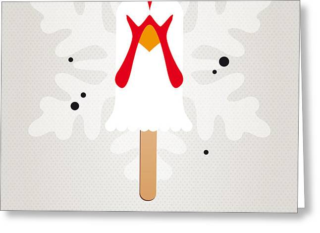 My MUPPET ICE POP - Camilla Greeting Card by Chungkong Art