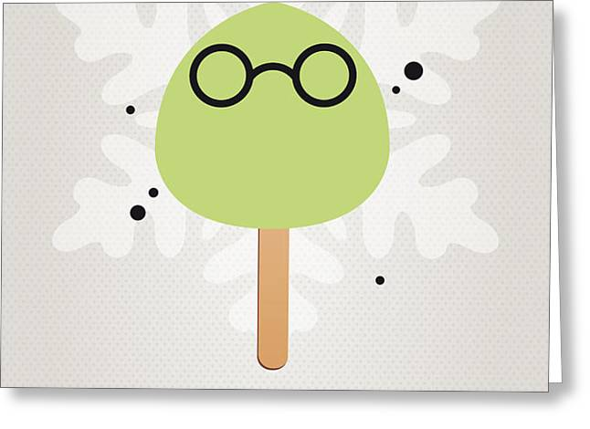 My MUPPET ICE POP - Dr Bunsen Honeydew Greeting Card by Chungkong Art