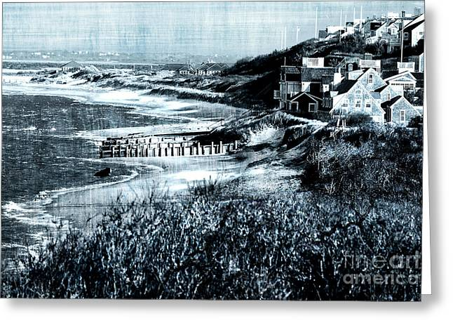 Busybee Greeting Cards - Nantucket 3 Massachusetts USA Greeting Card by Sabine Jacobs