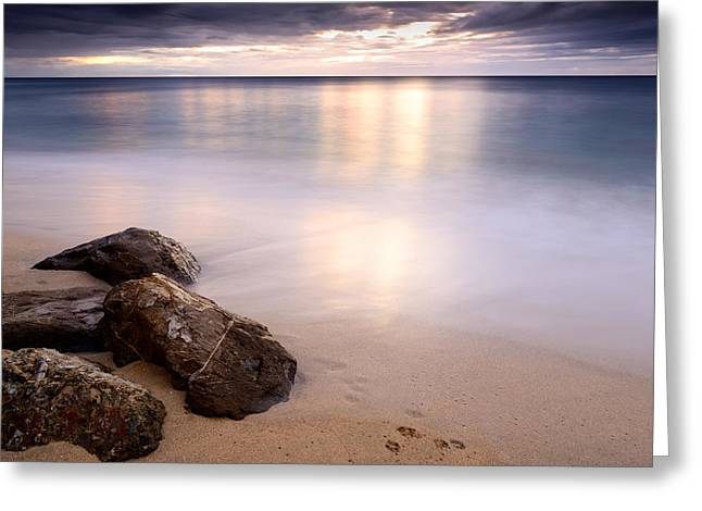 Natural Pastels Greeting Card by Photography  By Sai