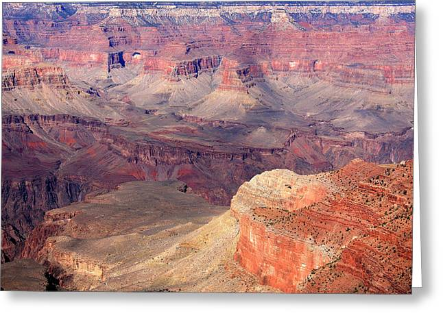 Natural Wonders Of The World - Grand Canyon - Arizona Greeting Card by Aidan Moran
