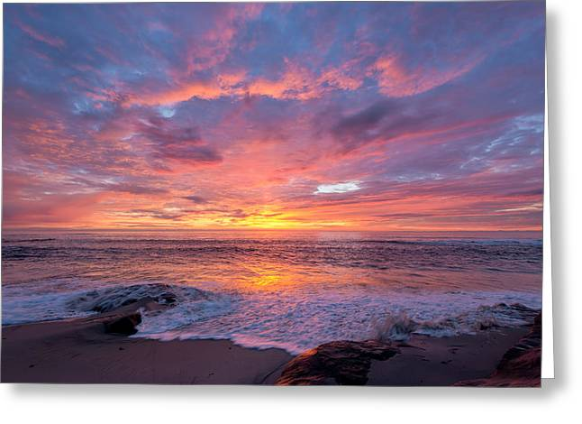 Beauty Mark Photographs Greeting Cards - Natures Beauty Greeting Card by Mark Whitt