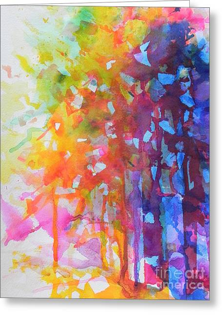 Layer Greeting Cards - Natures Choice Greeting Card by Chrisann Ellis