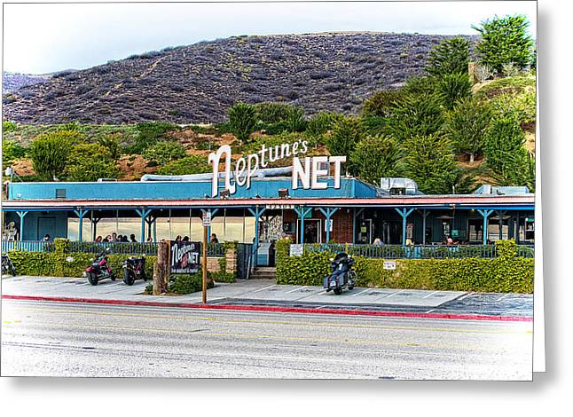Pch Greeting Cards - Neptunes Net Greeting Card by Lynn Bauer