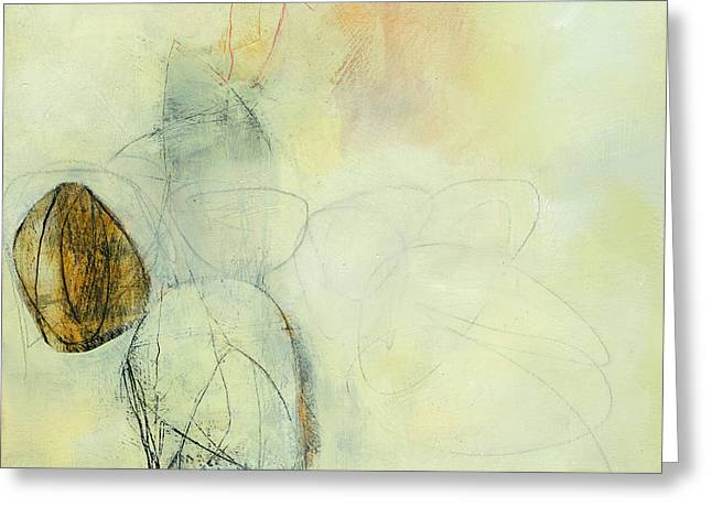 Neutral Colors Greeting Cards - Neutral 5 Greeting Card by Jane Davies