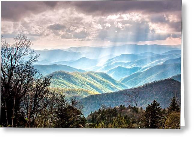 New Beginnings Greeting Cards - New Beginning 2 Greeting Card by Rob Travis