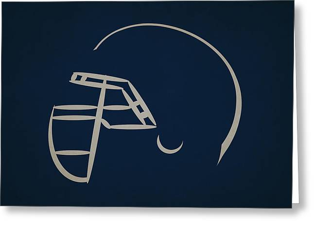 Patriots Greeting Cards - New England Patriots Helmet Greeting Card by Joe Hamilton