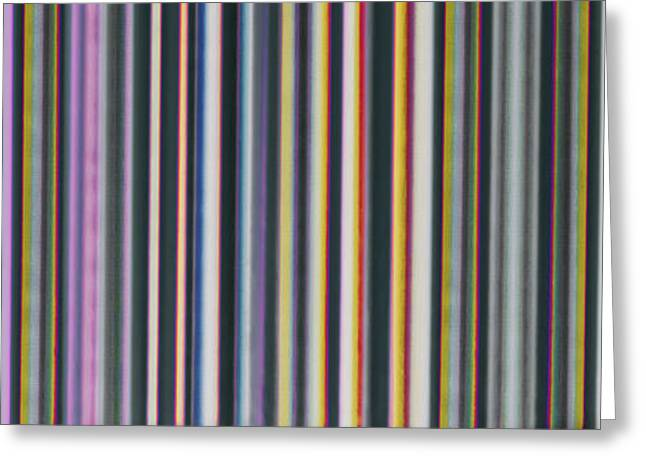 Large Scale Greeting Cards - New Order Greeting Card by Adam Hand