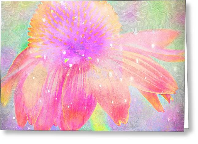 Kathy Bassett Greeting Cards - New Year Greeting Card by Kathy Bassett