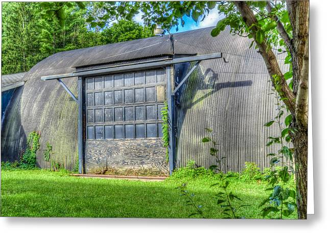 Mj Greeting Cards - Newago Quonset Greeting Card by MJ Olsen