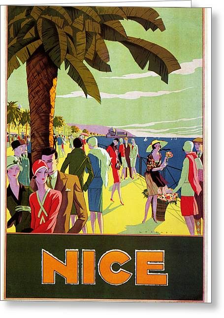 Nice 1926 Greeting Card by Georgia Fowler