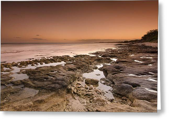 Top Seller Greeting Cards - Nimitz Beach Greeting Card by Tin Lung Chao