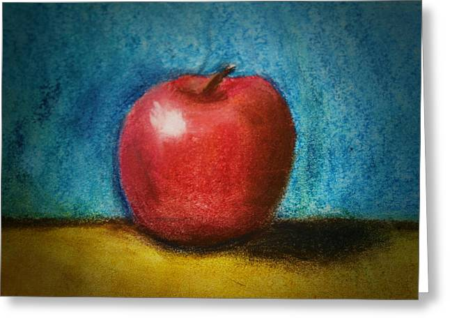 Healthy Pastels Greeting Cards - No Doctor Needed Greeting Card by Dale Bradley