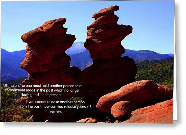 Mind Split Greeting Cards - No Longer Relevant Greeting Card by Mike Flynn